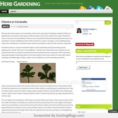 Gardening Blogs, Herb Gardening, Grow Your Own, Herbs, Plants, Planets