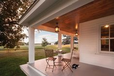 MapleLawn Farm - farmhouse - porch - other metro - by Lendrum Photography LLC