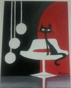 Lindo gatito www.almerioleos.com
