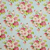 Meadow Lane Floral Summer by Ralph Lauren Fabrics - Classic rose fabric. Ralph Lauren Home Vintage Floral Fabric, Vintage Paper, Ralph Lauren Fabric, Vintage Floral Wallpapers, Fabric Samples, Digital Pattern, Textile Prints, Flower Wall, Fabric Design