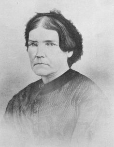Eliza George was one of the first women in the United States to officially serve as an army nurse. She served General Sherman's army in the Civil War