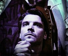 """Andrew Lee Potts as Jonathan Harker in a stage production of """"Dracula"""" - hottsyforpottsy/tumblr"""