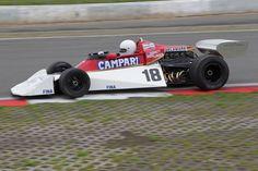 1976 Brett Lunger, Surtees TS19