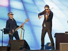 Rock statt Klassik: David Garrett begeistert 10.000 Zuschauer in der Hessentagsarena-15.06.2017