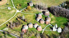 Ópusztaszer úgy vonult be a történelembe, mint az első magyar országgyűlés helyszíne, most ezzel a Csongrád megyében található községgel ismerkedhettek meg közelebbről! Hungary, Dolores Park