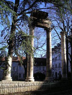 Square Castan - Besançon