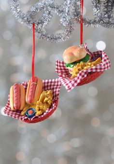 Be Grill My Heart Ornament, #ModCloth