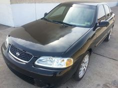 2000 Nissan Sentra, 110,629 miles, $3,295.