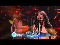 The Prayer sung by Jessica Sachez at the American Idol Finale