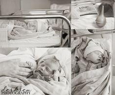 hospital pictures newborn baby