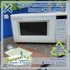 Once diagnosed, a quote will be sent to the customer. On acceptance this microwave will be repaired and returned to the customer. We are only one call away. Another service that we offer is recycling of your unwanted appliances free of charge to our Customers. #wekeepthemworking #bergensappliances #appliancerepair #appliancepart #wefixappliances #bergenscat #cat #repairtech #wefixit #quote #southafrica #inthekitchen #recycle #unwantedappliance #recycleappliance Appliance Repair, Appliance Parts, Bergen, Sharp Microwave, One Call Away, Kempton Park, Group Of Companies, Some People Say, Home Automation