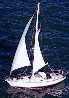 Kelly Peterson 44 Sailboat