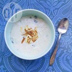 Kheer (Indiase rijstpudding)
