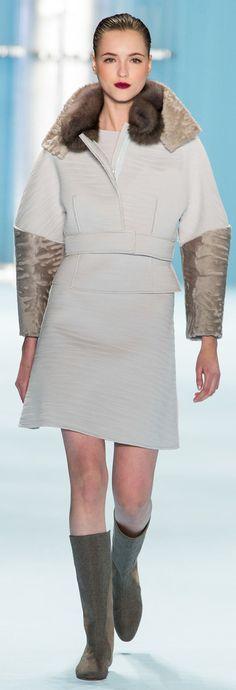 Carolina Herrera Fall 2015 Ready To Wear Collection