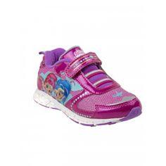 Nickelodeon Big Girls Fuchsia Shimmer And Shine Sneakers 7 Kids Shimmer N Shine, Comfortable Sneakers, Adidas Sneakers, Big, Girls, Shoes, Fashion, Little Girls, Moda