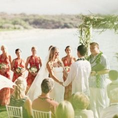I have a GORGEOUS wedding for you today in the form of this magical Hawaiian Wedding with a Moroccan Twist by Ruth Anne Photography
