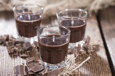 Liquore al cioccolato - Chocolate liqueur