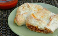 Easy Calzones. Calzones always remind me of your grandmother. She made them for us.