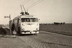 Rund um das Dorf Marzahn 1956