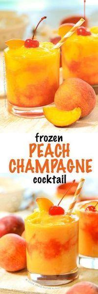 This Frozen Peach Ch