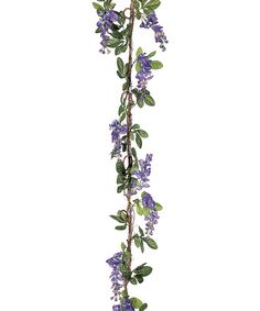 Allstate Floral & Craft Wisteria Decorative Garland by Allstate Floral & Craft #zulily #zulilyfinds