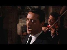 """Al Di La"" - from the 1962 movie ""Rome Adventure"", perforned by Emilio Pericoli.  (My favourite version of this romantic song)."