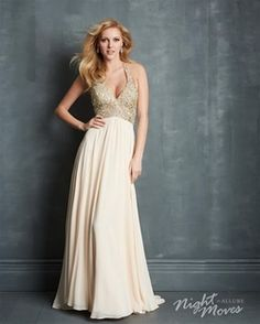 Night Moves Prom 2014: Style: 7082