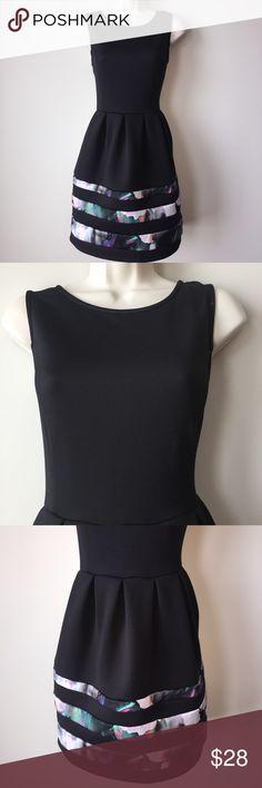 Apt.9 Fit & Flare Dress Us Size Large. Material: Polyester,Spandex Apt.9 Dresses Midi