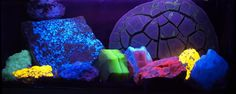 Photography of the Invisible World: UV Fluorescent Minerals