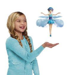 Flying Fairy: un hada que vuela sibn necesidad de ser tocada. :)