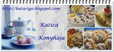 Katica konyhája: Szegedi vágott cipó (kicsit másképp) Cereal, Muffin, Lime, Baking, Breakfast, Bookmarks, Brot, Morning Coffee, Limes