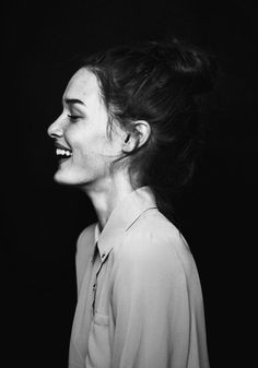 laughing  at nothing when you're very bored and you try to have a good of a wonderful day but sometimes you can not to make everything ok