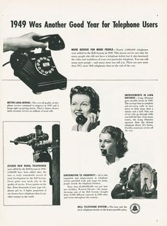 83 Best BellSouth / Southern Bell Telephone Co. images in