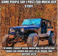 Pickups not jeeps but yeah. 1997 Jeep Wrangler, Jeep Tj, Jeep Rubicon, Jeep Truck, Jeep Wrangler Unlimited, Jeep Jokes, Jeep Humor, Car Humor, Jeep Funny