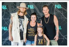 Tyler Hubbard, Florida Georgia Line, Grammy Nominations, Dads, Country, My Love, Rural Area, Fathers, Country Music