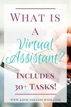 What is a VA? Read all about what a virtual assistant does, how to find work and different types of jobs a VA can do.