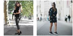 Mix of Colors and Patterns: 7 dias, 7 looks #176