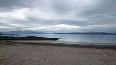 View of Mull from Ganavan Sands