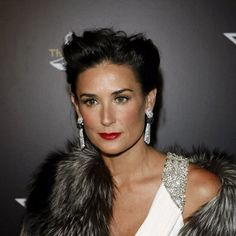 Demi Moore Hair   Demi Moore Hairstyles