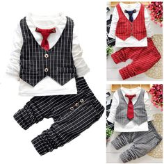 Baby-Boy-Spring-Gentleman-Suit-Toddler-Set ~ ONLY $16.99 ~ Buy At: http://www.dashingbaby.com/products/50-off-2015-fashion-baby-boy-spring-clothes-gentleman-suit-toddler-boys-clothing-set-long-sleeve4