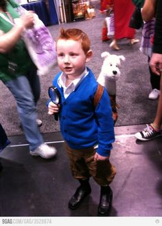Tintin :)