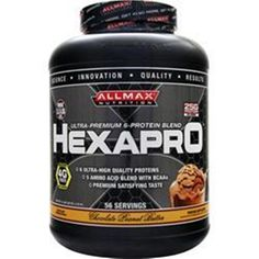 Get the real deal 100% money back guaranty! Get 1-2-3 ALLMAX NUTRITION HexaPro in 3 & 5.5 lbs #ALLMAXNUTRITION