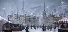ArtStation - The Order 1886 - Marketing artworks, Vlad Marica