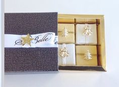 Christmas chocolate box great idea for the holiday