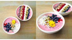 Superfood Berry Breakfast Bowl (Protein Breakfast to Burn Fat Fast!)