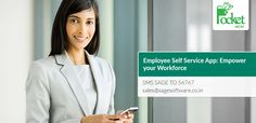 Employee Self Service App from Pocket HCM: Empower your Employees