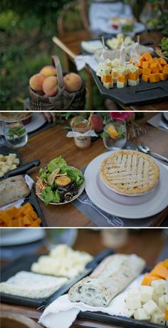 Peach Orchard Harvest Party
