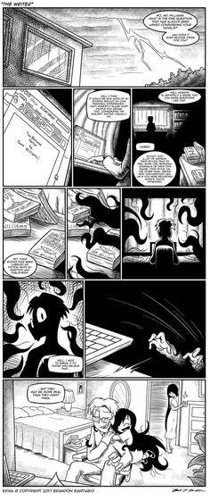 Erma :: Erma- The Writer | Tapas - image 1
