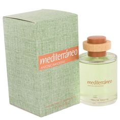 This fragrance was created by Antonio Banderas with perfumer Rosendo Mateu and was released in 2001. Mediterraneo cologne is a crisp aquatic scent that is both subtle and masculine. This magnificent f