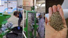 Neiker presenta una planta de transformación de residuos orgánicos en fertilizantes de gran calidad. HorticulturaBlog de Grupo THM